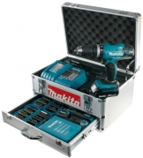 Makita Akku-Schlagbohrschrauber BHP453RHEX5 - 1